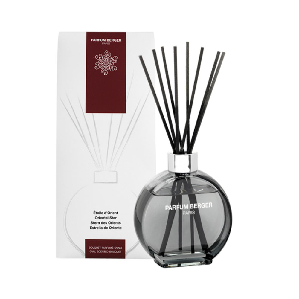 parfum berger oriental star oval scented bouquet fragrance diffuser 006126. Black Bedroom Furniture Sets. Home Design Ideas