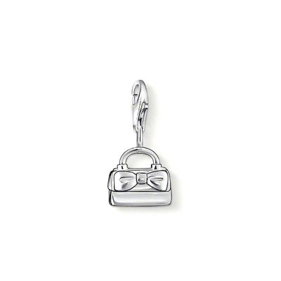 Thomas Sabo Charm Club Silver Handbag | 087400112