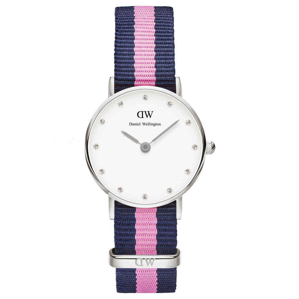 Daniel Wellington - Ladies' Classy Winchester Watch, Silver