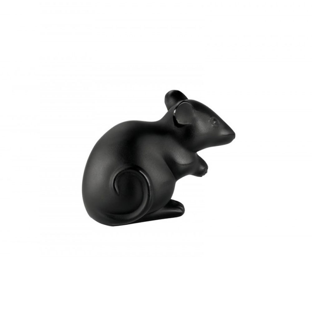 Lalique Black Mouse | 10055900