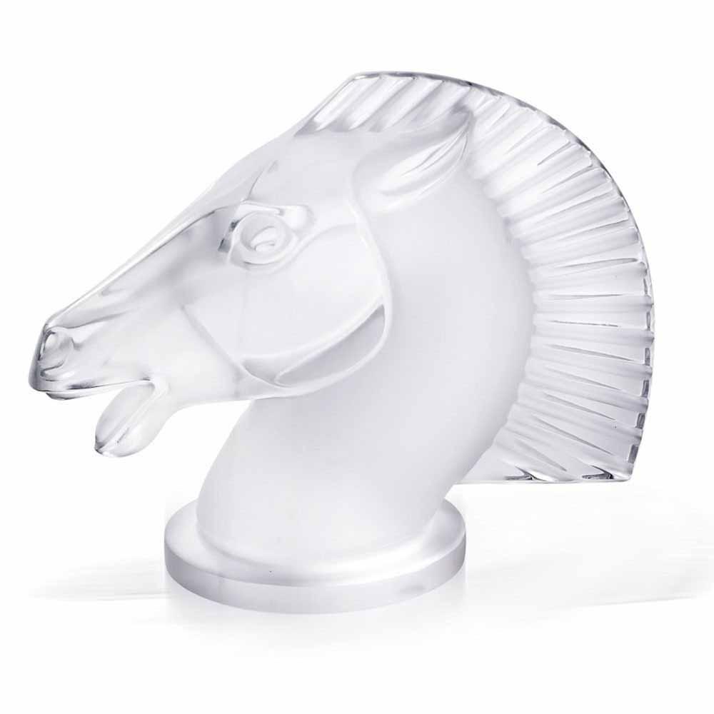 Lalique Longchamp Horse