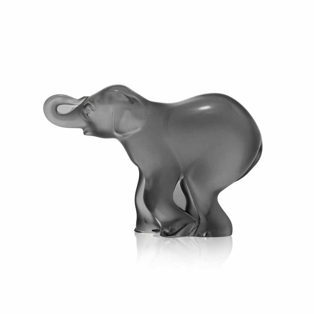 Lalique Grey Timori Elephant