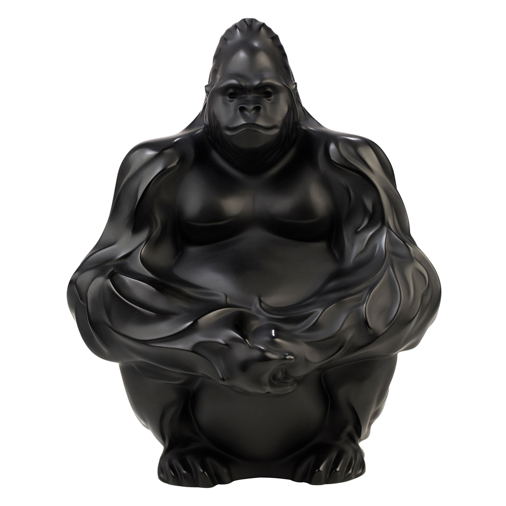 Lalique Black Gorilla | 10600200
