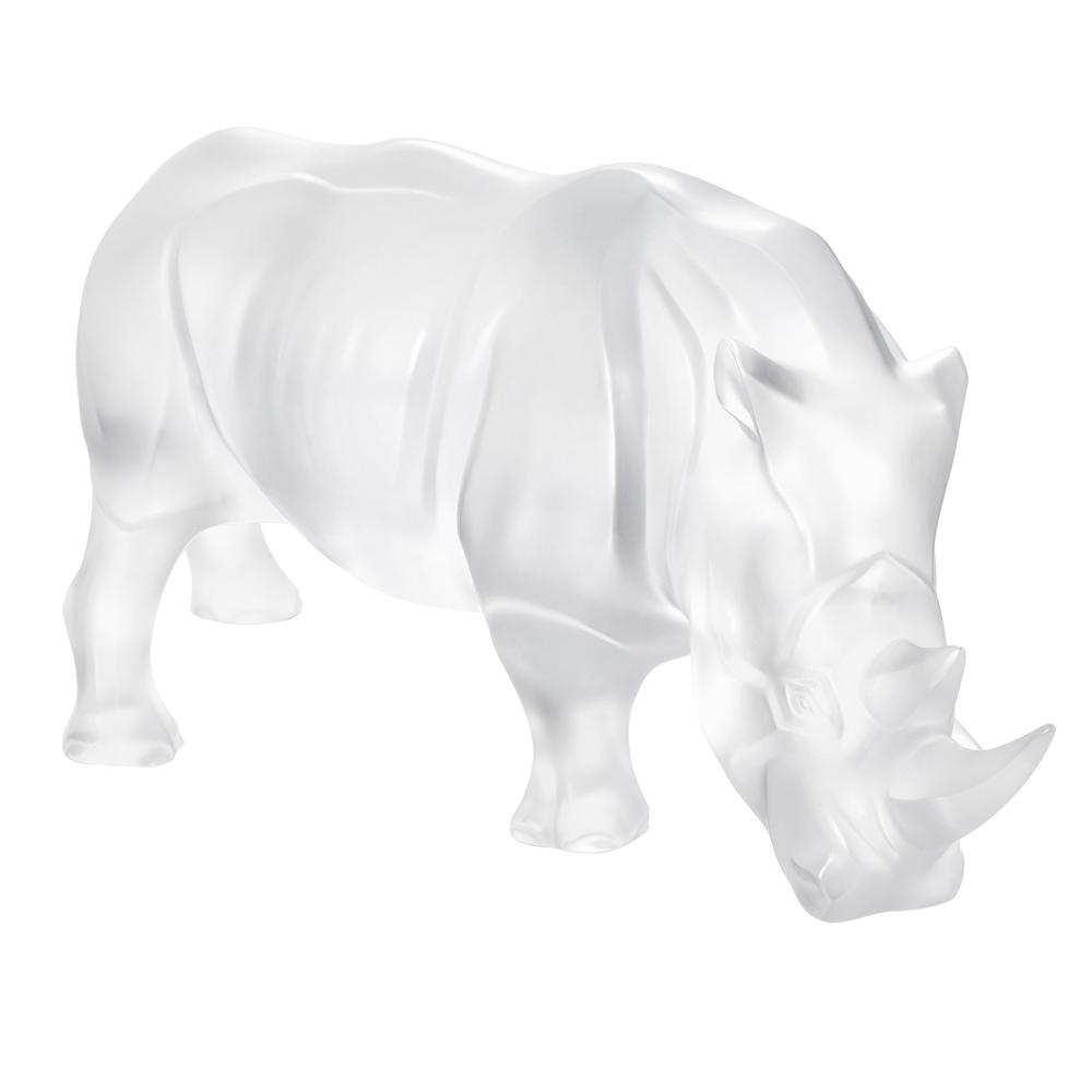 Lalique Clear Rhinoceros | 10600300