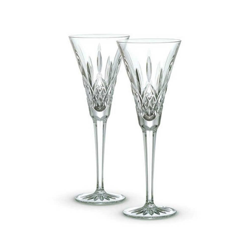 Waterford Crystal Lismore Toasting Flutes (Pair) | 107608