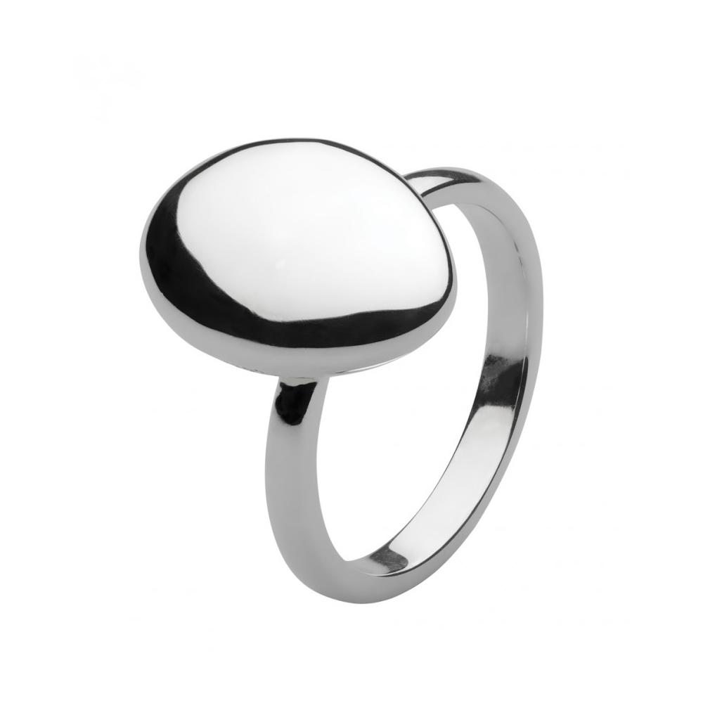 Kit Heath Coast Tumble Silver Ring Size N | 10PUHPN018