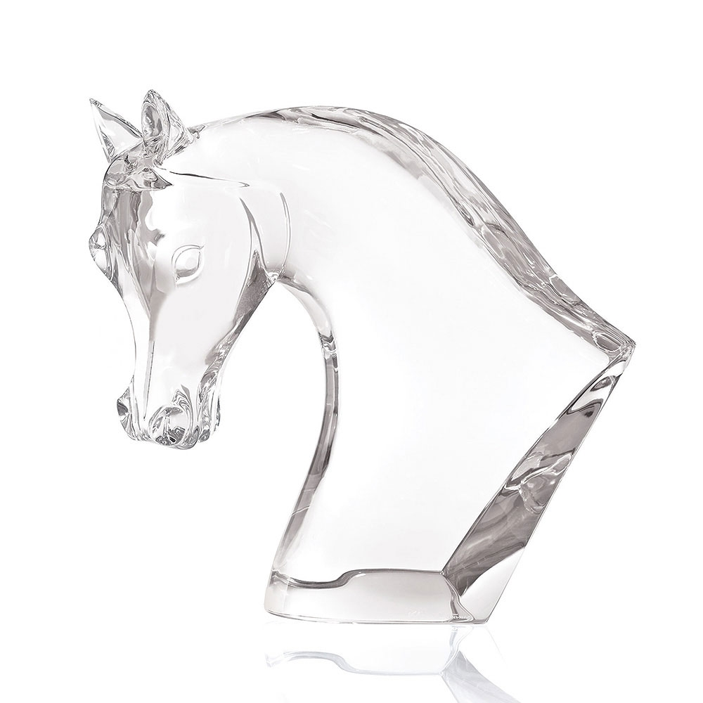 Lalique Clear Horse's Head | 1162400