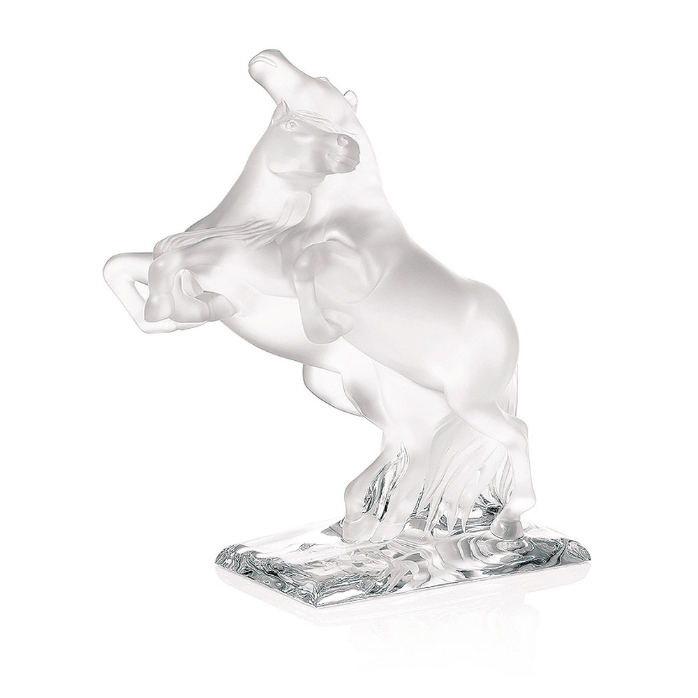 Lalique 2 Wild Horses, Numbered Edition | 1216700
