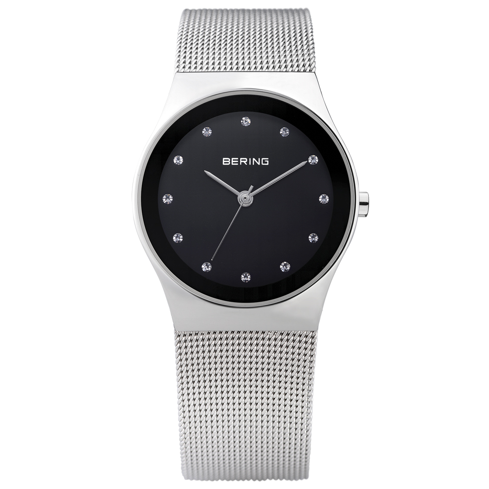 Bering Ladies' Stainless Steel Silver Watch | 12927-002
