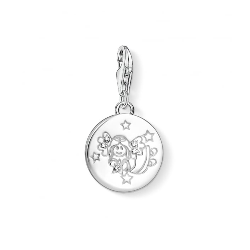 Thomas Sabo Charm Club Little Angel Charm Pendant | 138905114
