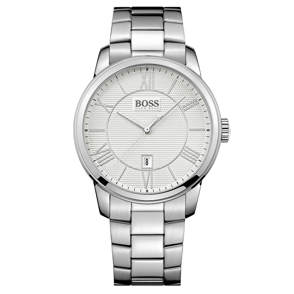 Hugo Boss Bracelet Silver Watch | 1512976