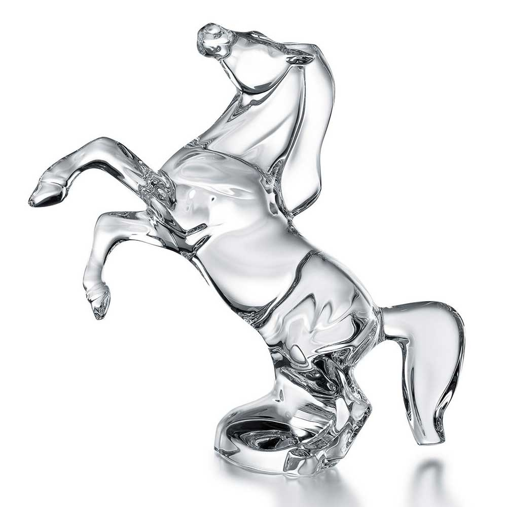 Baccarat Cheval Rearing Horse | 2102328