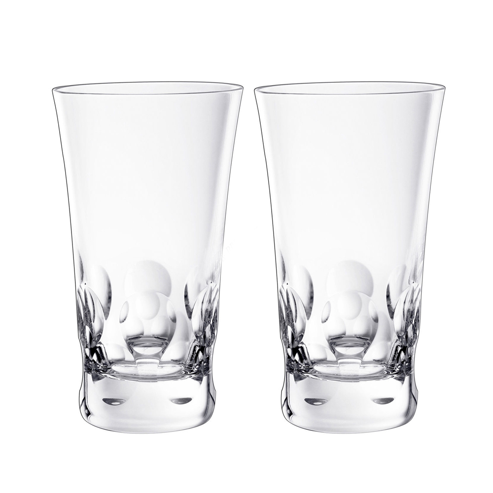 Baccarat Beluga Highball Glass (Set of 2)   2104389