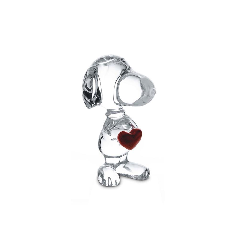 Baccarat Cartoon Snoopy Heart   2613001