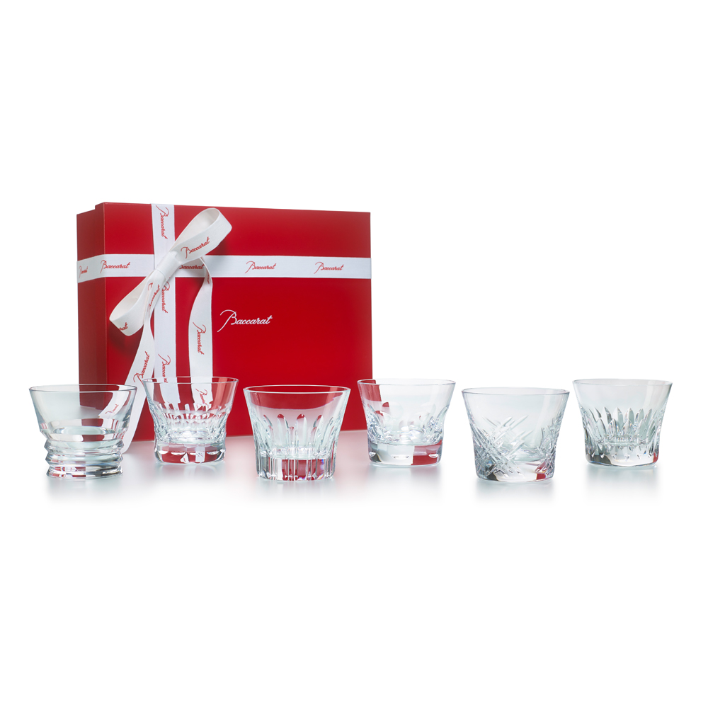 Baccarat Everyday Baccarat Six Tumblers Six Patterns | 2809854