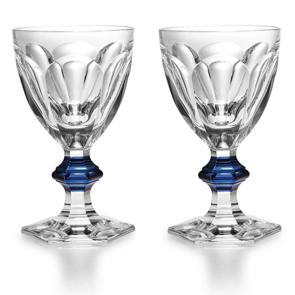Baccarat Harcourt 1841 Blue Water Glass | 2811102