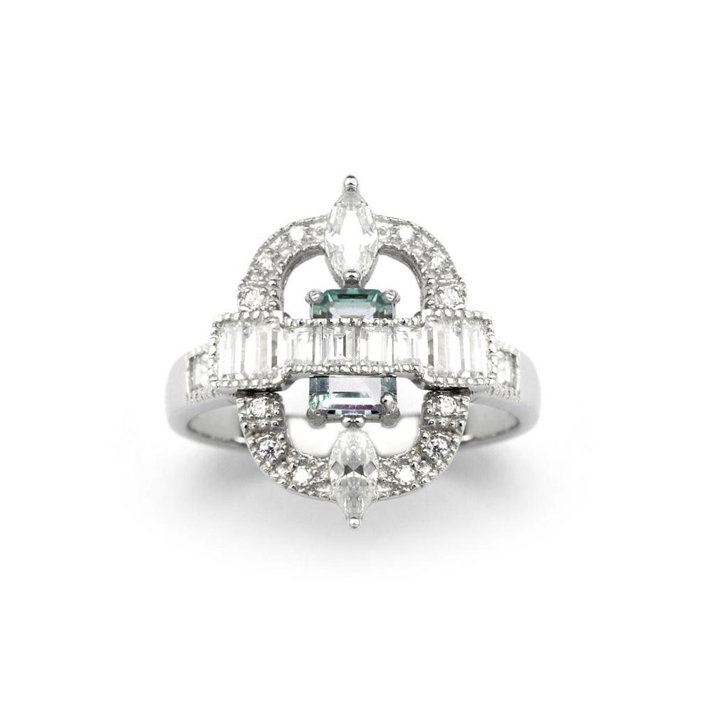 V Jewellery Ava Ring Size M | 3102