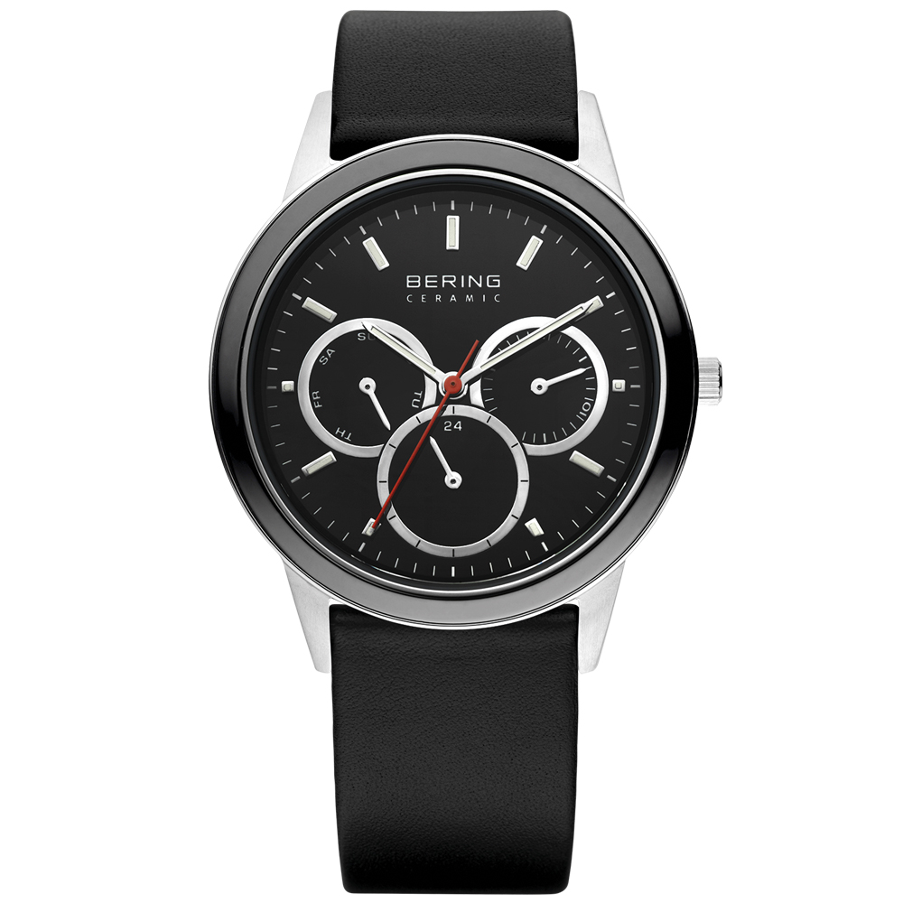 Bering Men's Dial Black Watch | 33840-442