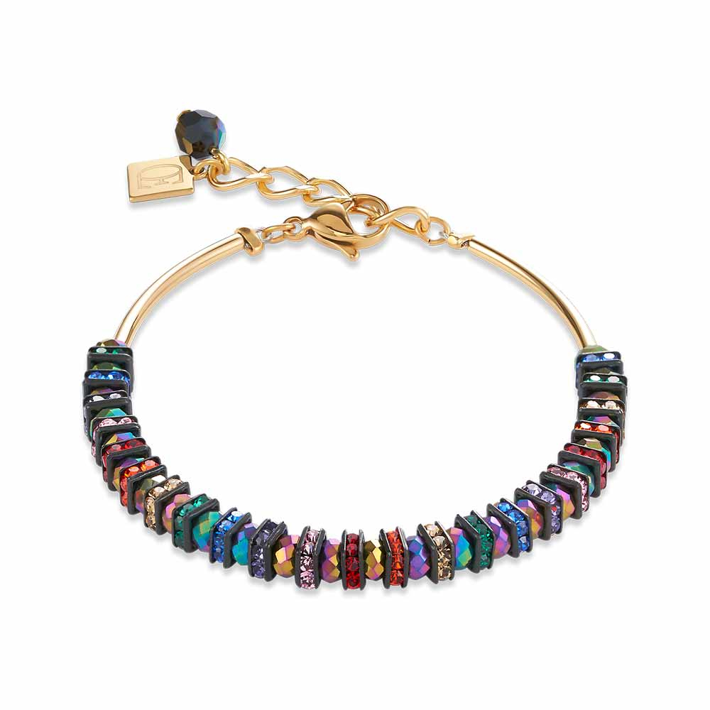 Coeur De Lion Frontline Multicoloured Bracelet