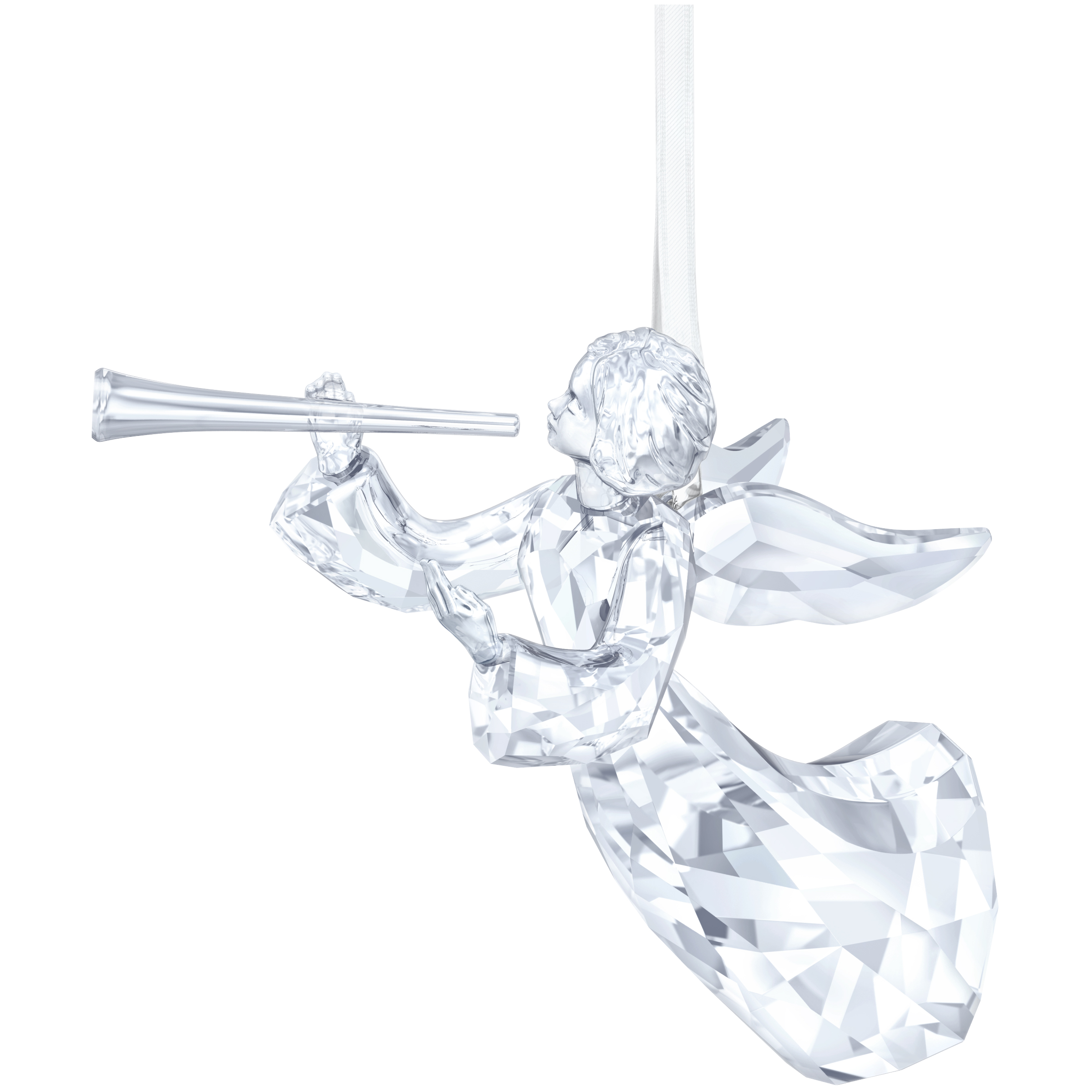 Swarovski christmas ornament 2004 - Swarovski 2016 Angel Annual Edition Ornament 5215541