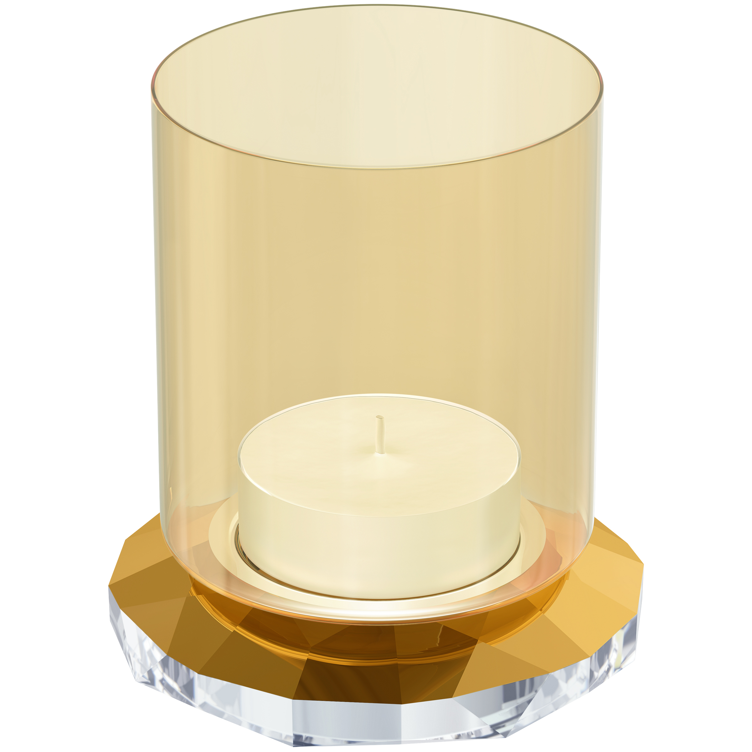 Swarovski Allure Gold Tea Light | 5235859