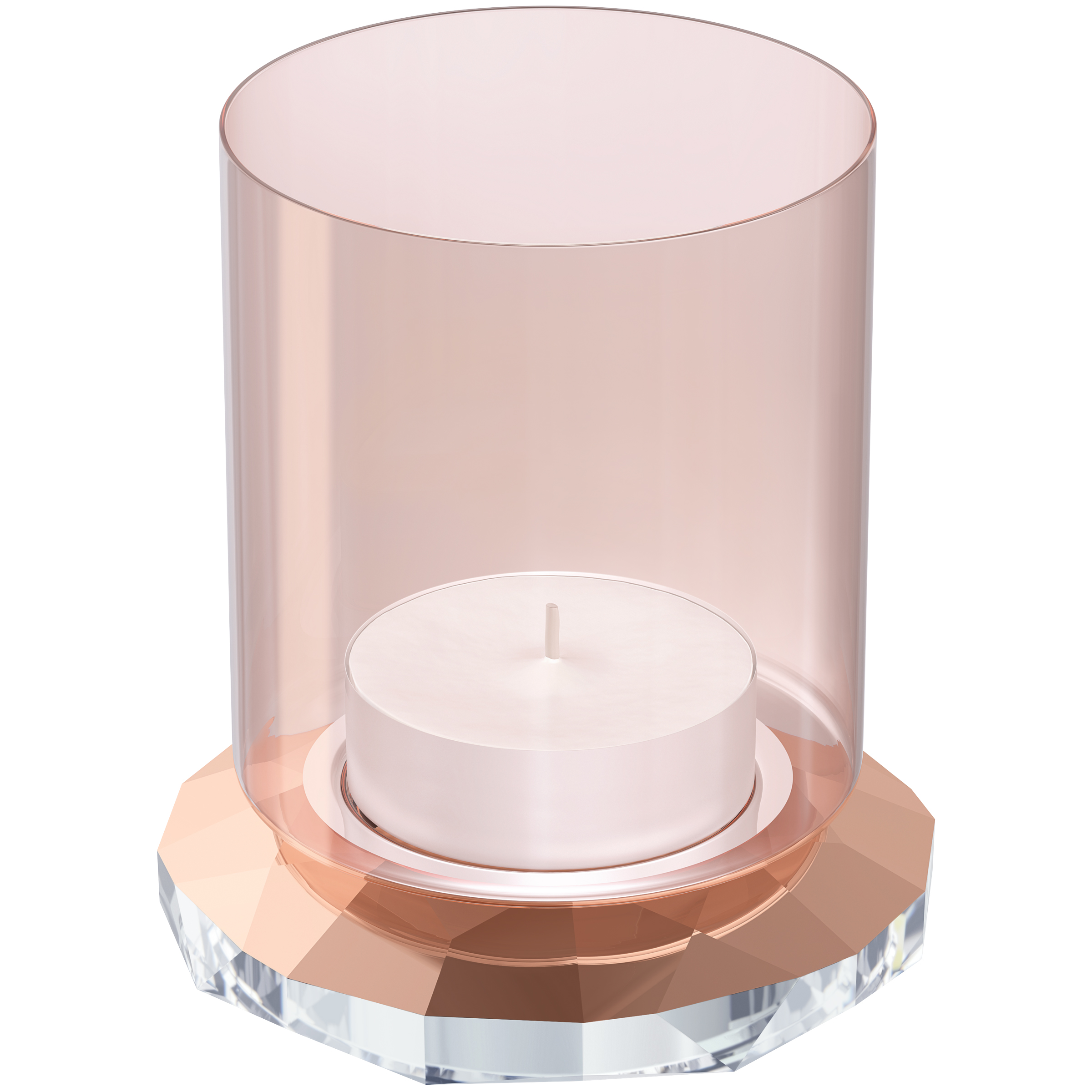 Swarovski Allure Rose Gold Tea Light | 5235861