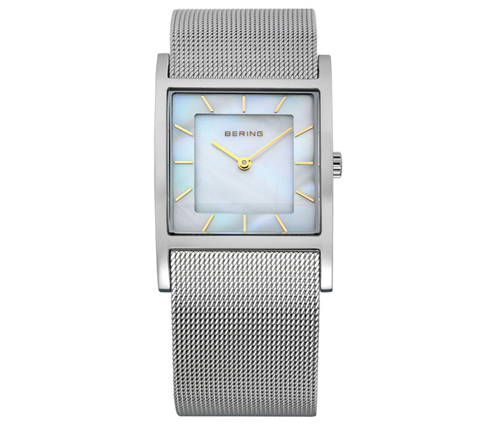 Bering Steel Case Silver Shiny Watch | 10426-010
