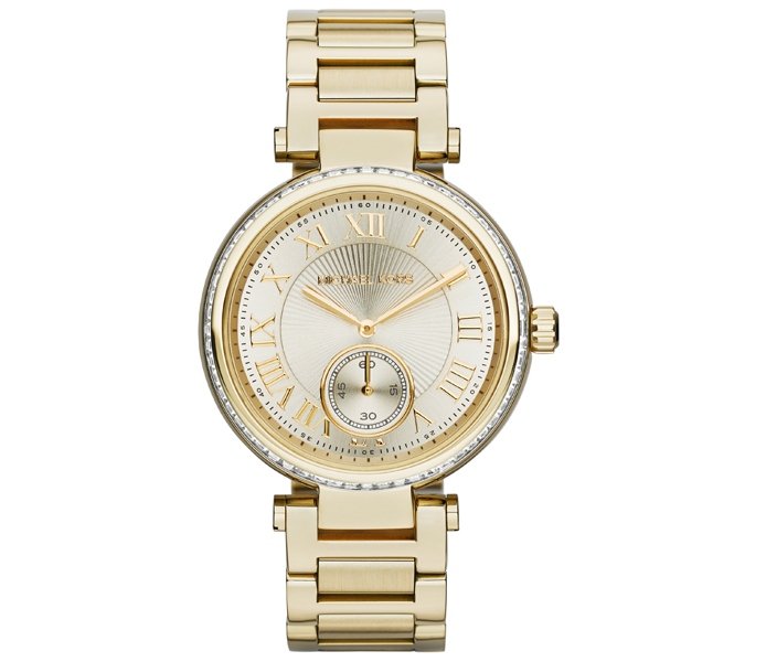 Michael Kors Skylar Bracelet Gold Ladies' Watch | MK5867