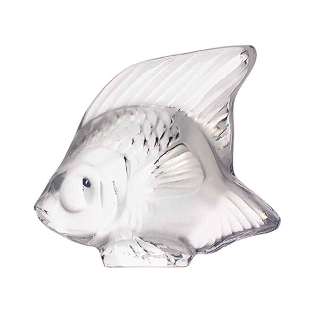 Lalique Clear Fish | 3000000