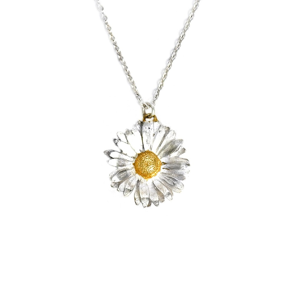 Alex Monroe Big Daisy Necklace | DBN7/MIX
