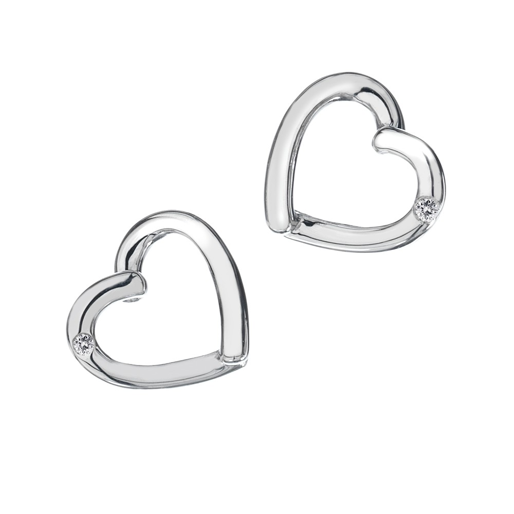 Hot Diamonds Stud Earrings | DE237
