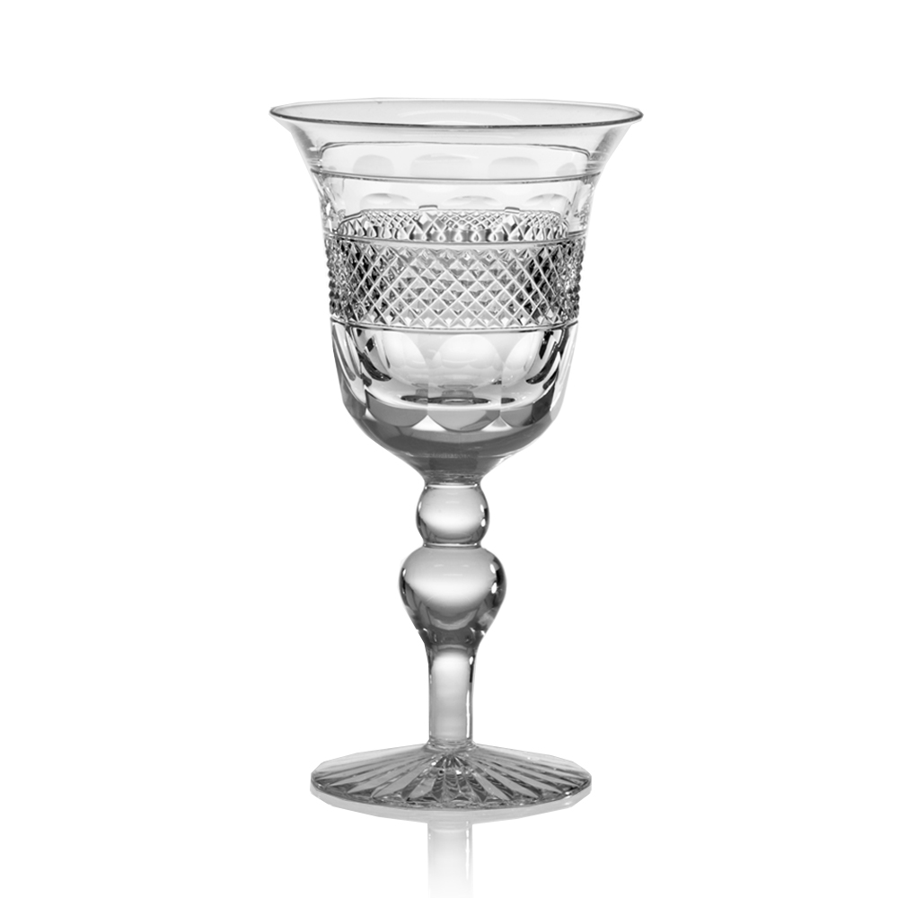 Buy cheap cut glass glasses compare glassware prices for Large wine glasses cheap
