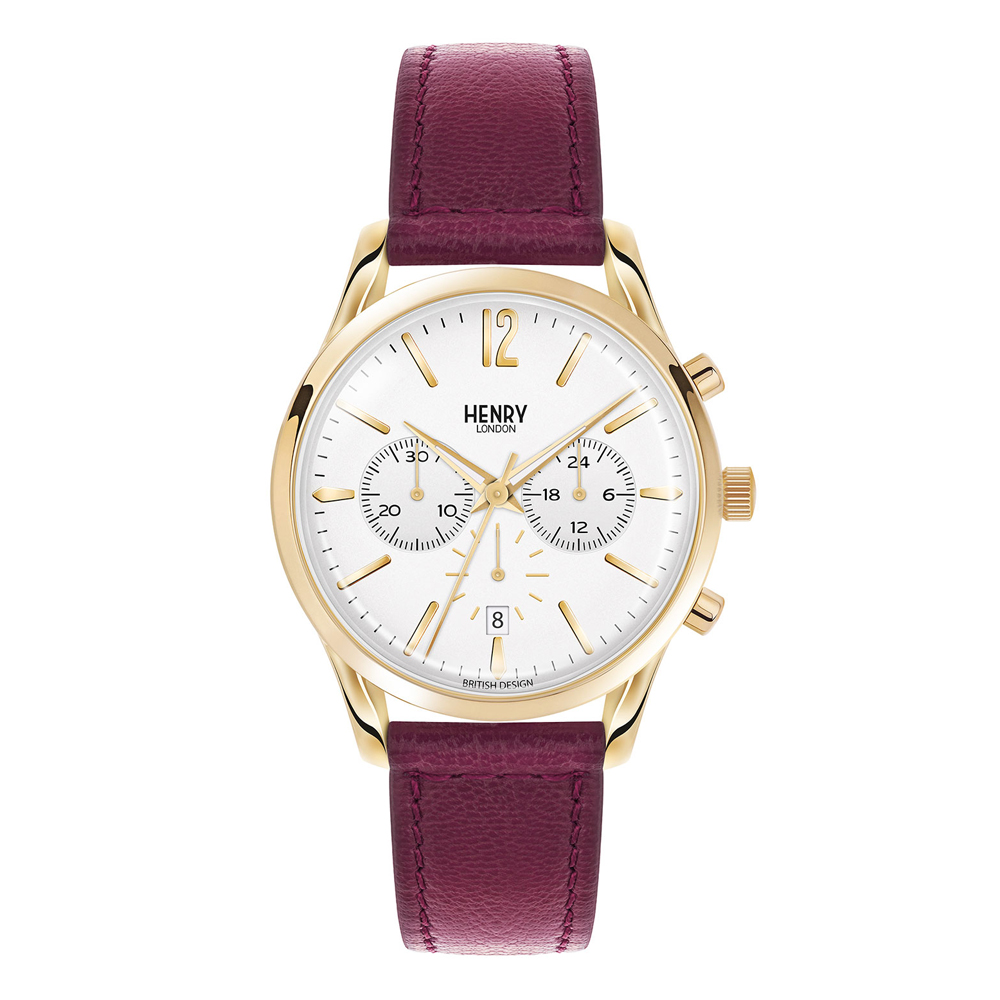 Henry London Ladies' Holborn Chronograph Watch | HL39-CS-0070