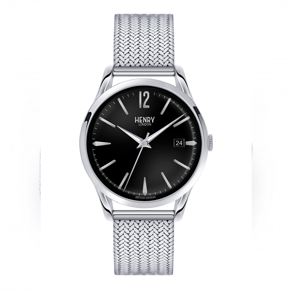 Henry London Unisex Edgware Bracelet Watch | HL39-M-0015