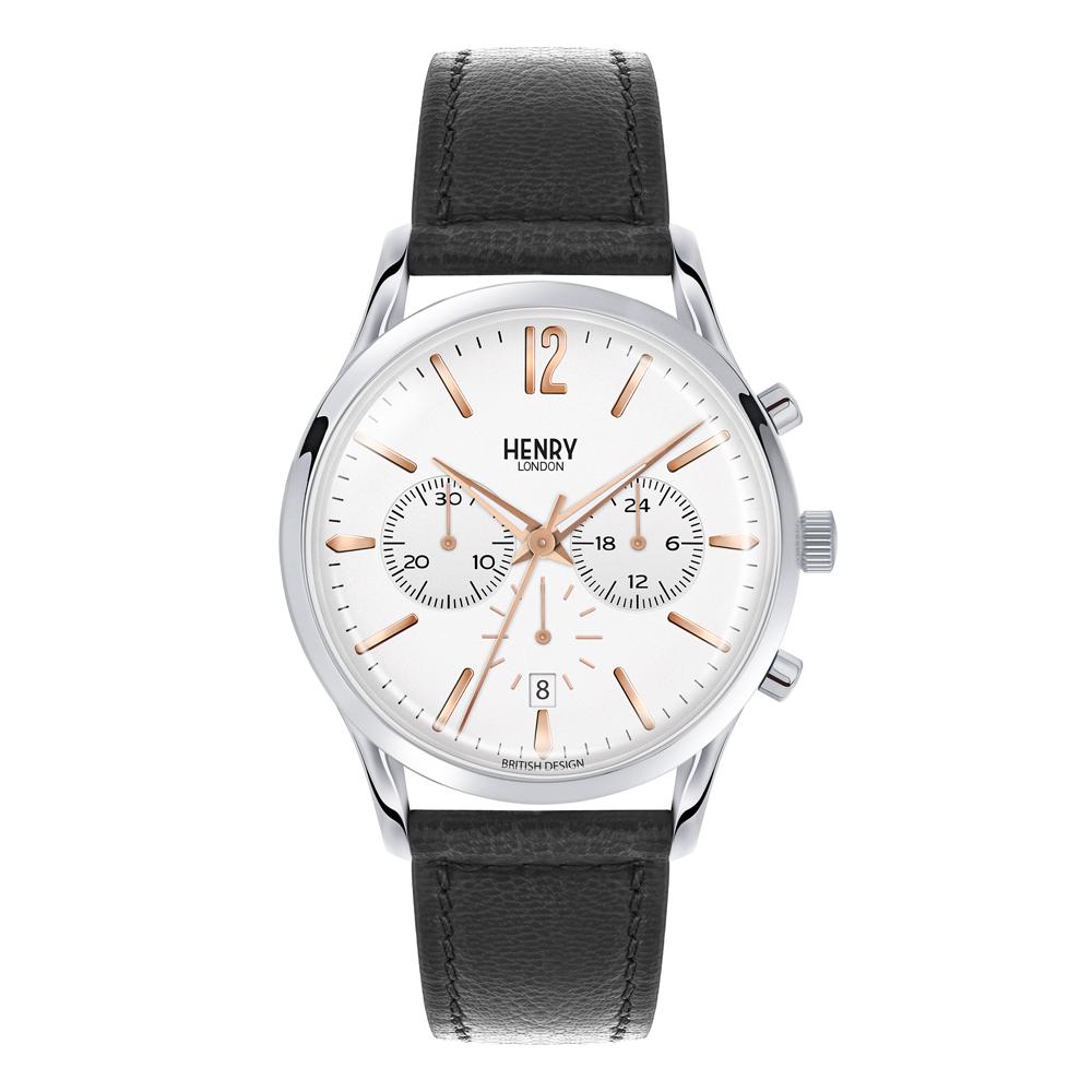 Henry London Men's Highgate Chronograph Watch | HL41-CS-0011