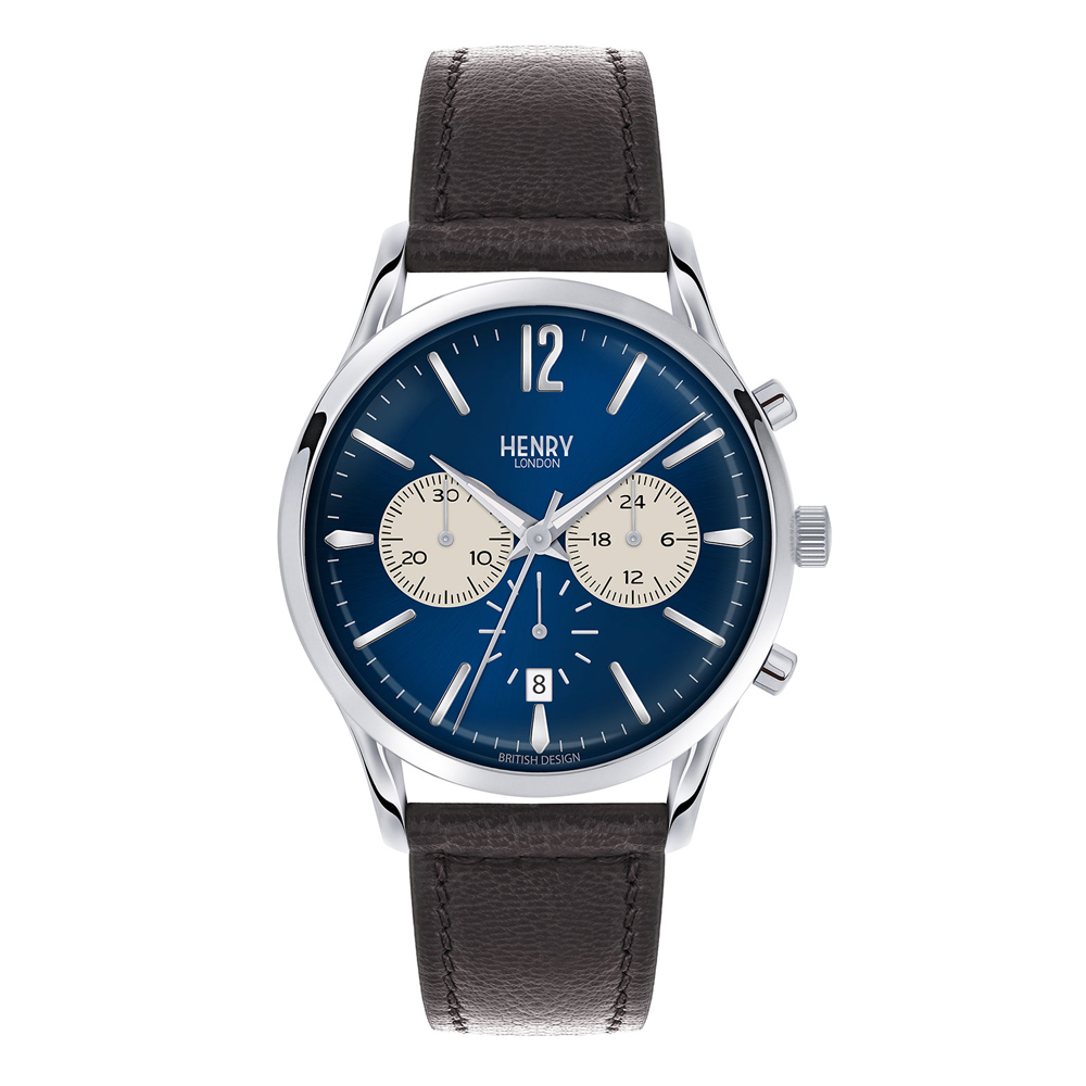 Henry London Men's Knightbridge Chronograph Watch | HL41-CS-0039