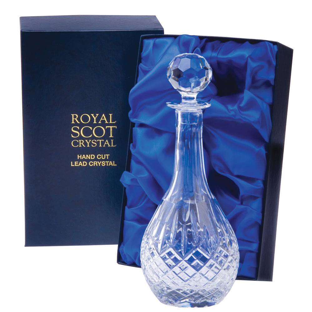 royal scot crystal london wine suite wine decanter lonbwd. Black Bedroom Furniture Sets. Home Design Ideas
