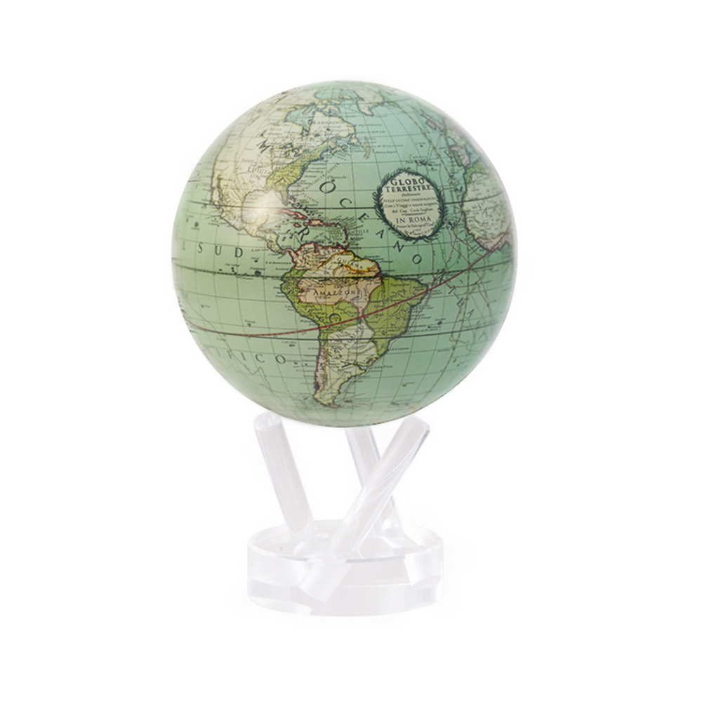 Mova Green Cassini Terrestrial 4.5 Globe | MG45GCT