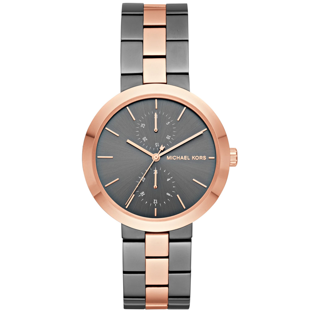 Michael Kors Garner Two Tone Ladies' Watch | MK6431