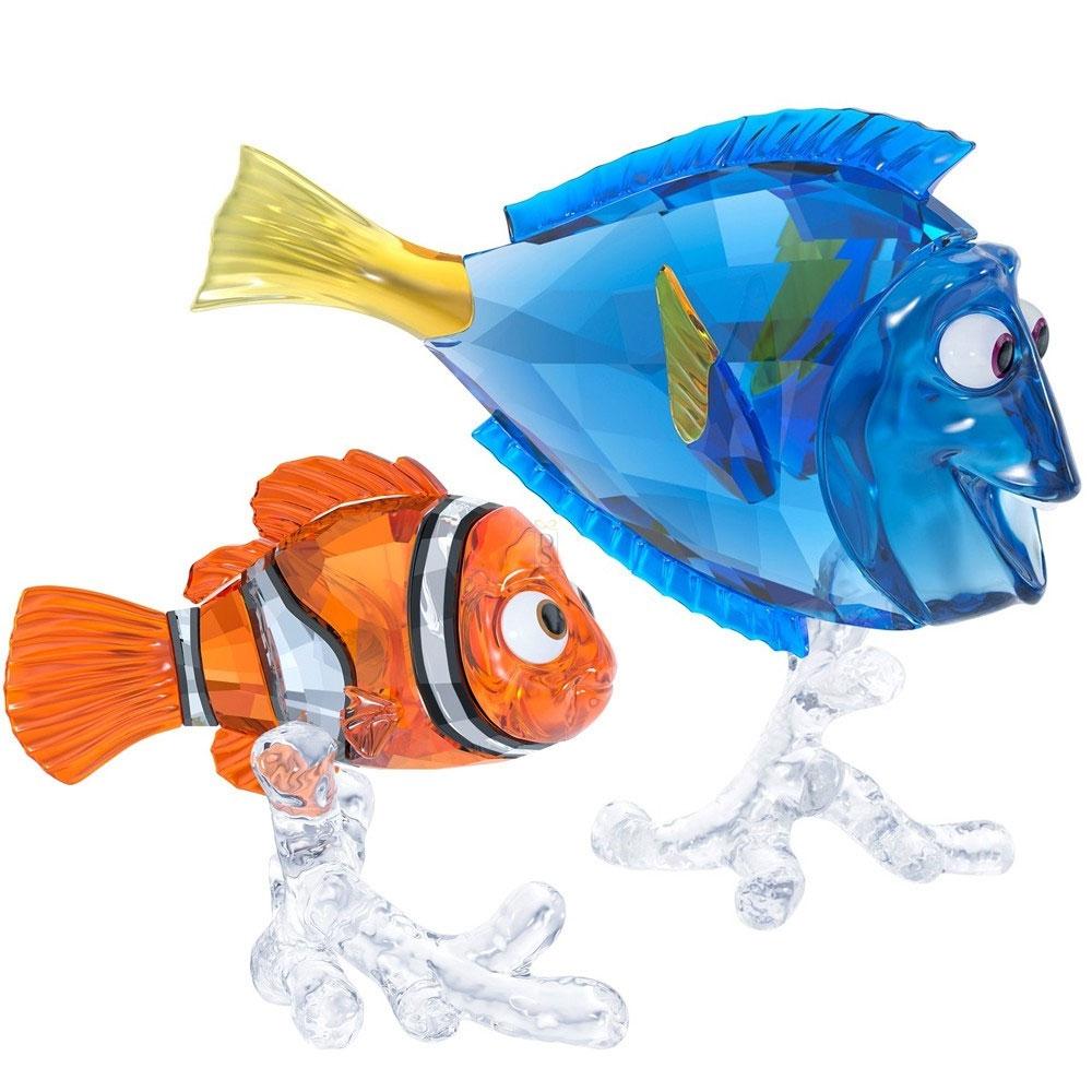 Swarovski Nemo & Dory Set