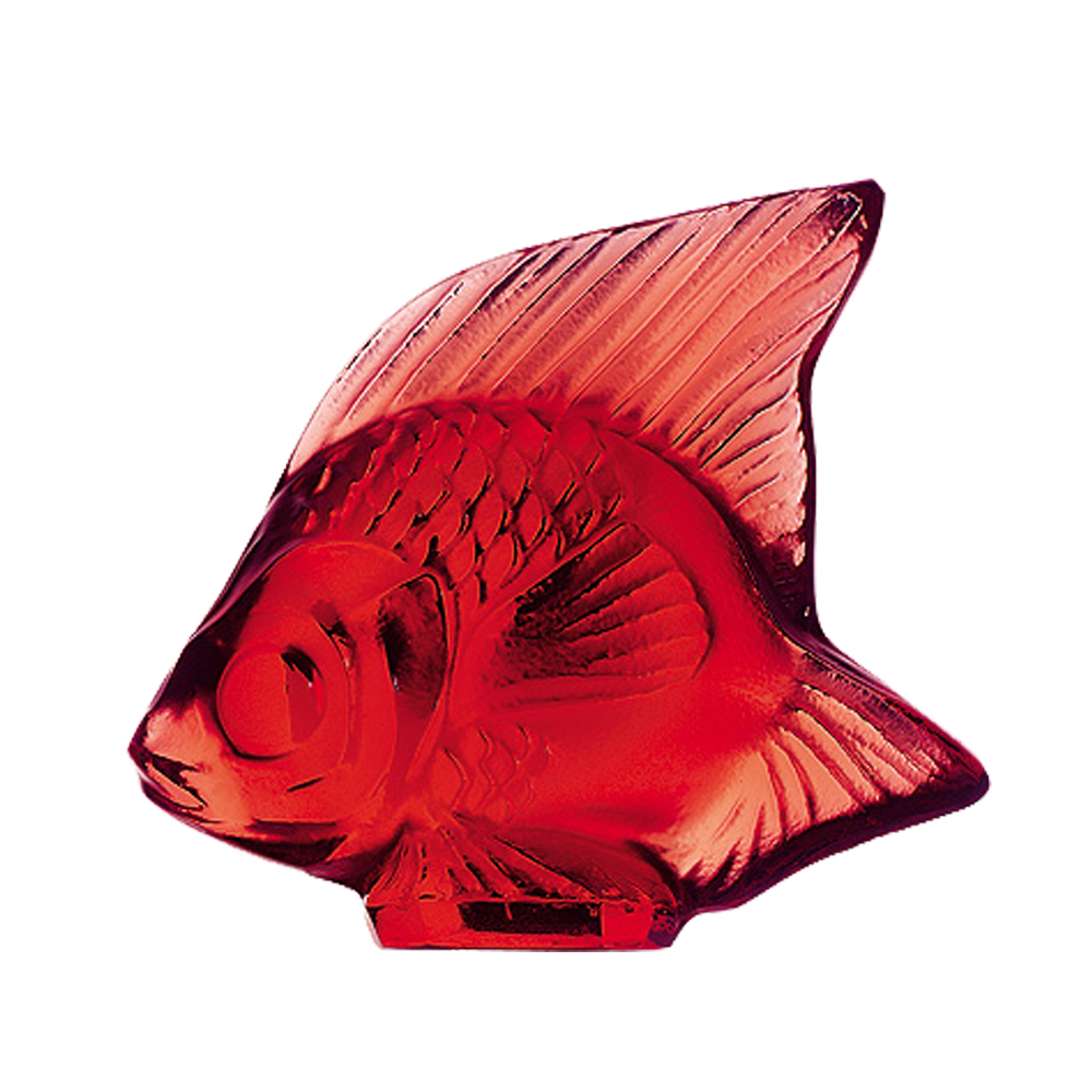 Lalique Red Fish | 3003100