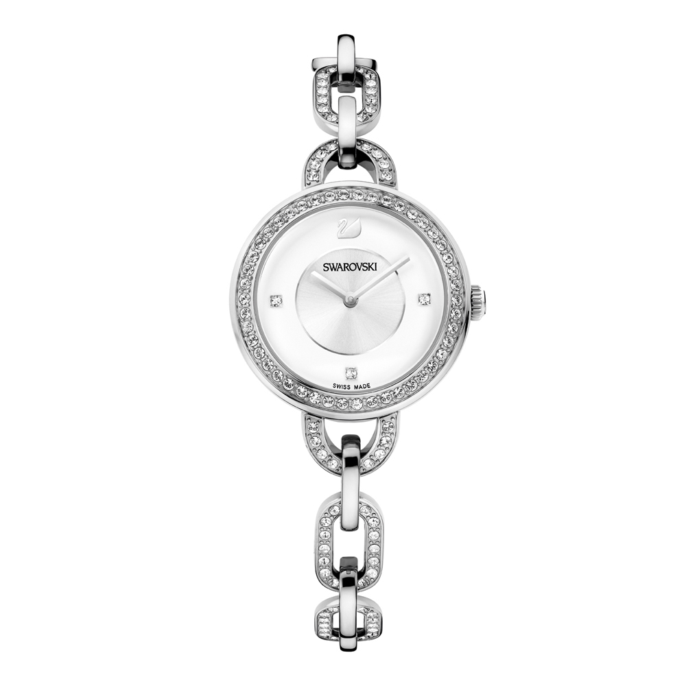 Swarovski Aila Silver Watch | 1094376