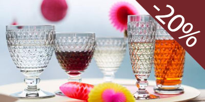 Villeroy & Boch Coloured Vases